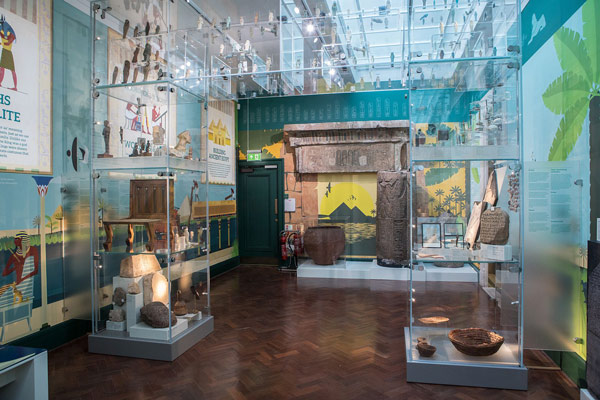 Bolton's Egypt: The Making of a Museum